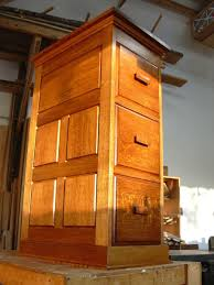 Secret Liquor Cabinet Hand Crafted File Cabinet With Secret Drawer By Sawyer Cabinetry
