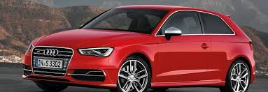 Audi S3 quattro (2014) - Car Keys