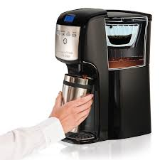 Coffee Maker K Cup And Pot Amazoncom Hamilton Beach 12 Cup Coffee Maker Programmable