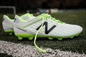 new balance football boots. white \u0026 toxic new balance visaro 2016 football boots