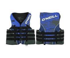 Oneill Superlite Uscg Mens Nylon Life Jacket