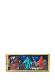 Игрушка 3 фигурки <b>Stikbot Off</b> the Grid, Striker: цвет Цвет, 1299 ...
