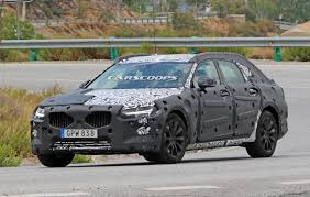 volvo xc90 2015 spy shots. carscoops auto online magazine has provided us with a bunch of new spy shots the upcoming 2017 volvo s90 while undergoing some final tests in spain xc90 2015