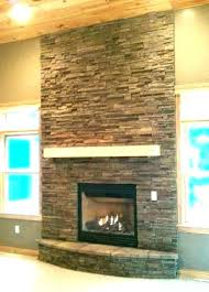 faux rock fireplace rock electric replace excellent gas stones rocks indoor with stacked stone surround replaces