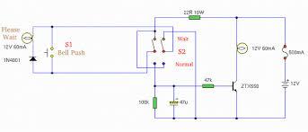 19 2009 electronics everyday doorbell circuit
