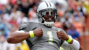 Pro Td Newton Run 1-yard Bowl Cam