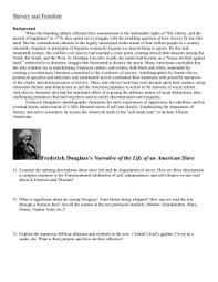 some essay topics on narrative of the life of frederick douglass  frederick douglass`s narrative of the life of an
