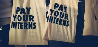 why don t democrats pay their interns