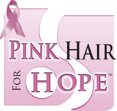 Image result for pink hair october