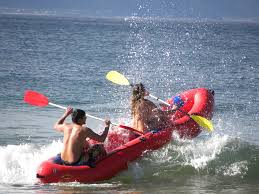 Image result for couple kayaking
