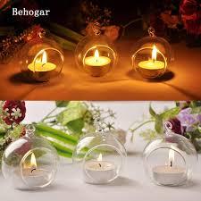 Diy Tea Light Candle Holders Amazon Com Roza Candle Holders 4pcs Set Dia 6cm Hanging