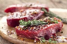 eating raw steak. Wonderful Raw Intended Eating Raw Steak P
