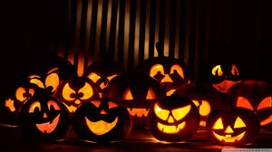 pumpkins happy halloween covers wallpapers and photos