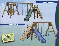 afr3 swing set