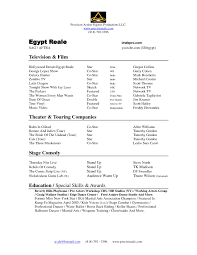 promotional resume sample best ideas of promotional model resume sample modeling template f