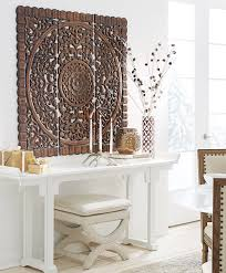 Indian Inspired Wall Decor Home Design Wooden Wall Carving Panel Indian Style Hanging