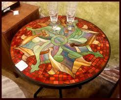 mosaic table coimbra