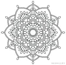 Mandala Print Out Mandala Printable Coloring Pages Printable Mandala
