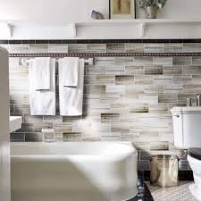 Peel and Stick Wood Plank Shades 6 in. x 3 in. Glass Wall Tile (48-Pack) -  Free Shipping Today - Overstock.com - 22376014