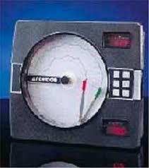 Chart Recorder Circular Anderson Instrument