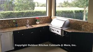 Outdoor Kitchens Sarasota Fl Outdoor Kitchen Cabinets More Quality Outdoor Kitchen Cabinets
