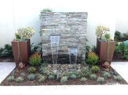 modern outdoor water fountain modern outdoor fountain
