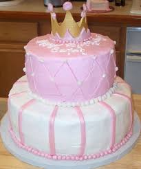 Princess Cake Idea For 3rd B Day First Birthday
