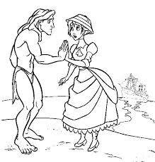Small Picture 53 best Tarzan Coloring Pages images on Pinterest Tarzan