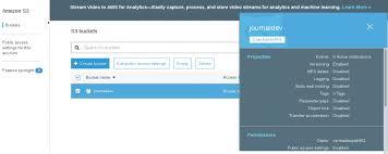 Hosting Static Website on Amazon S3 - JournalDev