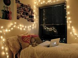 Ways To Decorate Your Bedroom With Fairy Lights Bedroom