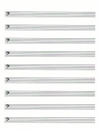 print out blank music sheet manuscript paper