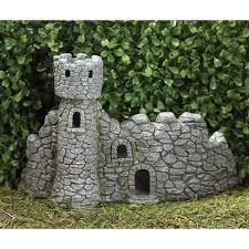 fairy garden castle. Dragon Castle Fairy Garden E