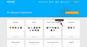 duolingo for schools if your students learn multiple languages you can select no specific language but you won t be able to access some features such as skill assignments and