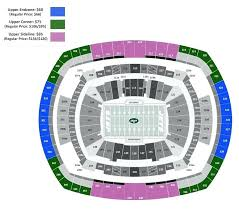 Metlife Stadium Beyonce Seating Chart Metlife Stadium Seat Map Ibitc Co