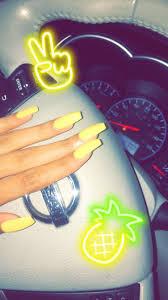Best 25 Yellow toe nails ideas on Pinterest