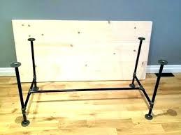 diy furniture legs pipe diy wooden coffee table legs