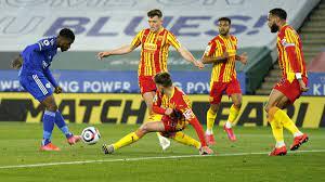 ไฮไลท์ พรีเมียร์ลีก : เลสเตอร์ ซิตี้ 3-0 เวสต์บรอมวิช อัลเบียน -  GoalGoal.asia