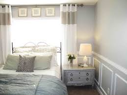 Short Curtains For Bedroom Windows Bedroom 75 Pictures Of Bedroom Window Treatment Ideas