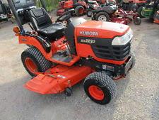 kubota hydrostatic tractors kubota bx2230 a mower 4wd tractors