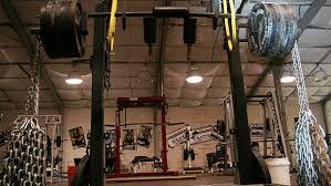 Chains Bench Press