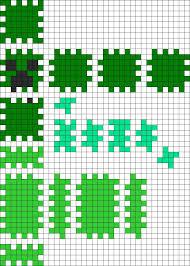 17 best images about minecraft perler beads perler 3d minecraft creeper perler bead pattern
