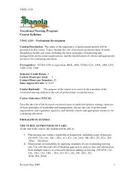 Lvn Resume Template Objective For A School Nurse Licensed