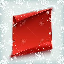 Blank Christmas Background Blank Christmas Background Greeting Card Template Red Curved