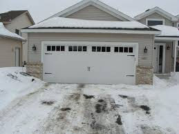 elite garage doori like the lights around it too  by the front door  Curb Appeal