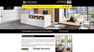 Kitchen Website Design Exterior Gorgeous Ideas Website For Kitchen Best Kitchen And Bathroom Designers Exterior