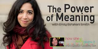 Image result for emily esfahani smith