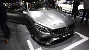 La s 65 amg coupé è il nuovo modello a dodici cilindri della gamma classe s coupé. Mercedes Confirms It Will Drop S Class Coupe Convertible After 2021my