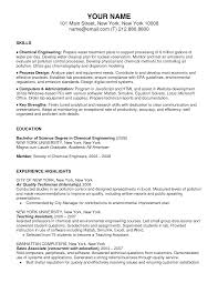 Mechanical Quality Engineerume Format Sample Doc Supplier Template