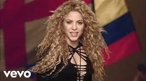 Shakira - La La La (Brazil 2014) ft. Carlinhos Brown - YouTube