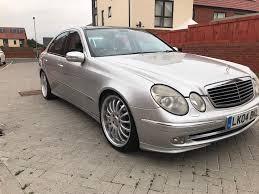 Mercedes-Benz E Class Saloon (2002 - 2006) W211 3.2 E320 CDI ...